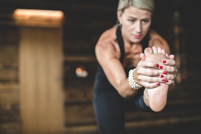 Pure Hot Yoga Bayswater Yoga Classes Pose