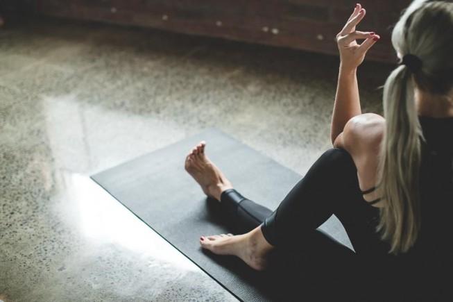 Pure Hot Yoga Bayswater Yoga Classes Kate asana