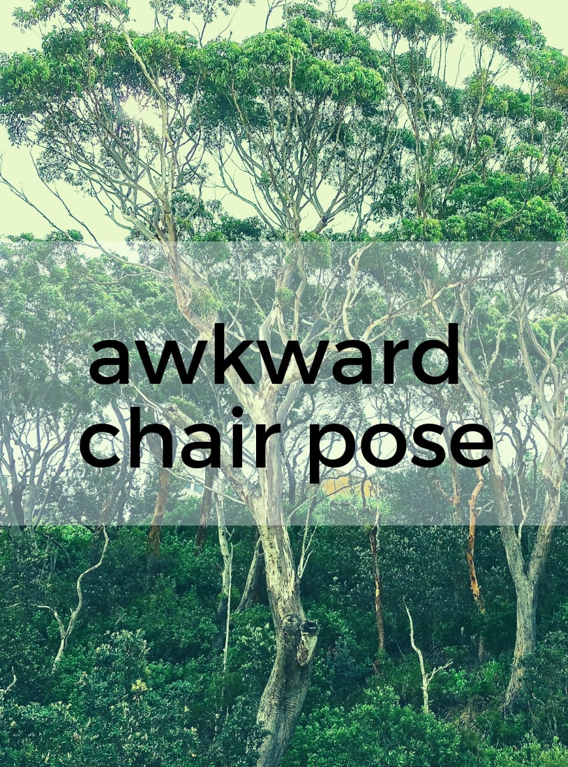 Awkward Chair Pose Pure Hot Yoga Bayswater Melbourne Yoga Classes