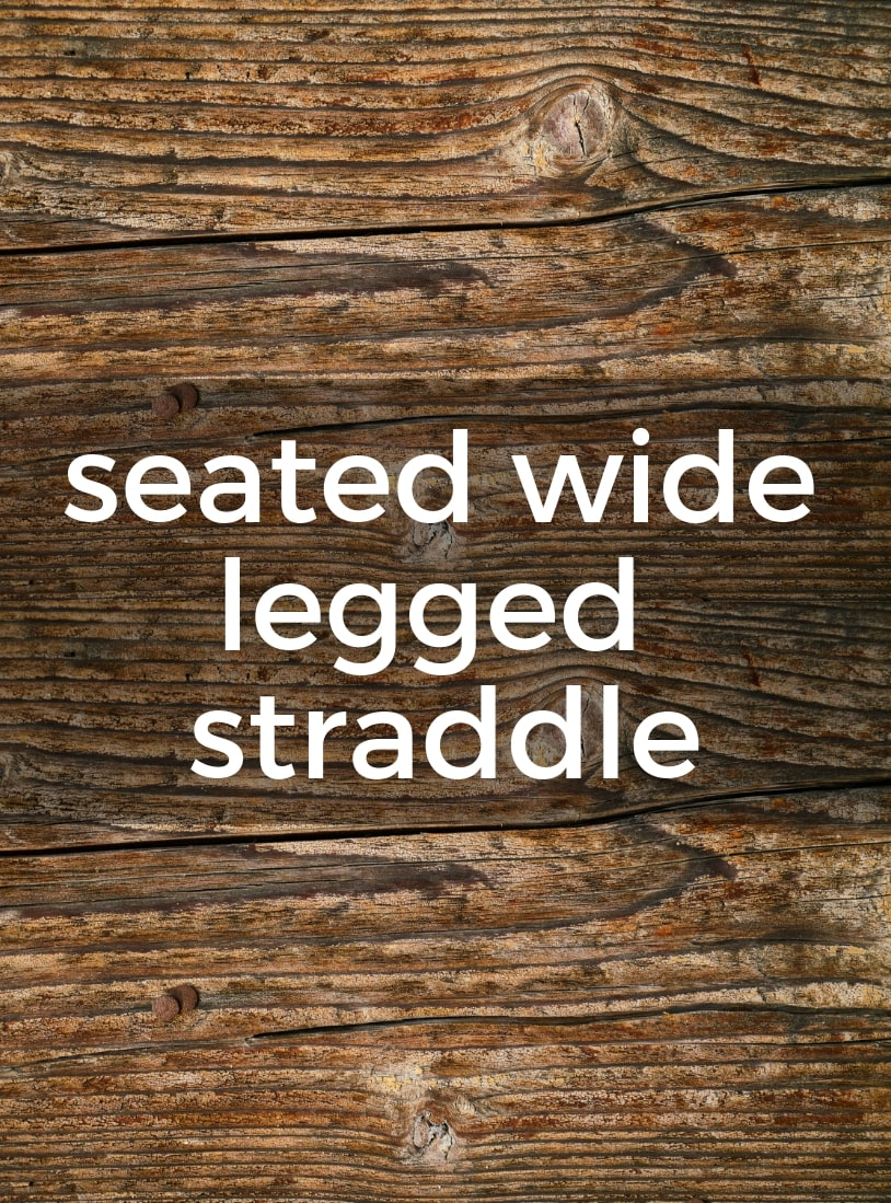 Seated Wide Legged Straddle Pure Hot Yoga Bayswater Melbourne Yoga Classes