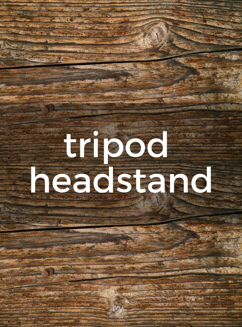 Tripod Headstand Pure Hot Yoga Bayswater Melbourne Yoga Classes