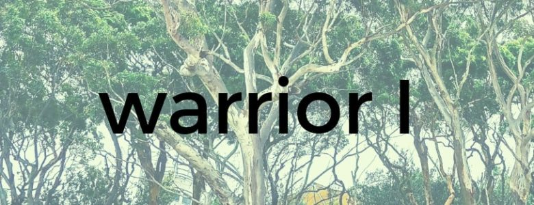Warrior I pose Pure Hot Yoga Bayswater Melbourne Yoga Classes