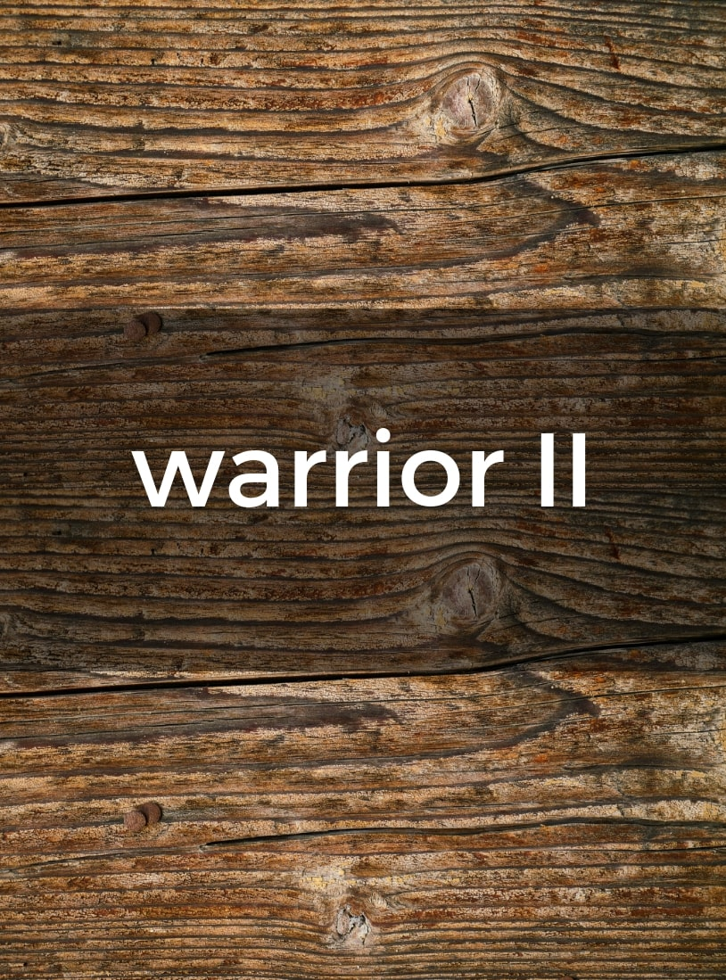 Warrior II pose Pure Hot Yoga Bayswater Melbourne Yoga Classes